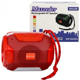 اسپیکر بلوتوثی رم و فلش خور Maxeeder NN108