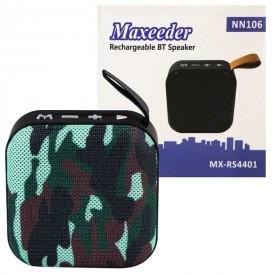 اسپیکر بلوتوثی رم و فلش خور Maxeeder NN106