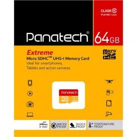 کارت حافظه Panatech ظرفیت 64گیگابایت