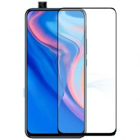 گلس تمام چسب برای موبایل HUAWEI Y9 PRIME 2019