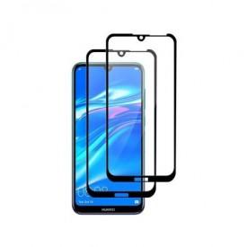 گلس تمام چسب برای موبایل Huawei Y7 2019