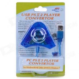 تبدیل دسته پلی استیشن۲ به USB