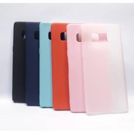 گارد ژله ای رنگی SAMSUNG Note 8