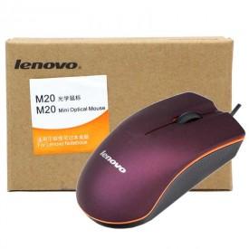 ماوس سیم دار Lenovo مدل M20