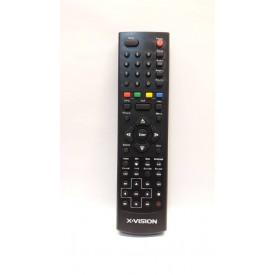 کنترل تلویزیون Xvision کد4781
