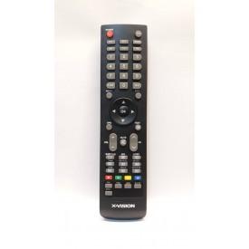 کنترل تلویزیون Xvision کد4783