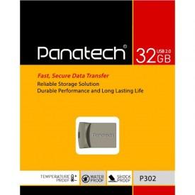 فلش درایو Panatech مدل P302 ظرفیت32گیگابایت