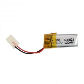 باتری لیتیوم ۱۲۰mAh 22*9*3mm 400821