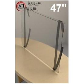 محافظ صفحه تلویزیون 47 اینچ ضخامت 2.5/2.8ML