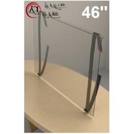 محافظ صفحه تلویزیون 46 اینچ ضخامت 2.5/2.8ML