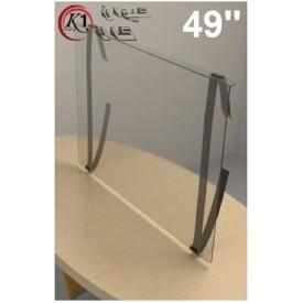 محافظ صفحه تلویزیون 49 اینچ ضخامت 2ML