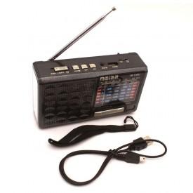 رادیو اسپیکر رم و فلش خور MEIER مدل M-136U