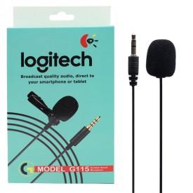 میکروفون یقه ای Logitech G115