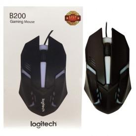 موس طرح گیمینگ Logitech B200