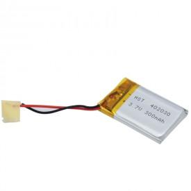 باتری لیتیوم ۳۰۰mAh 3*10*16mm 402030