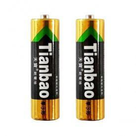 باتری قلمی AA برند تیانبائو مدل R6P