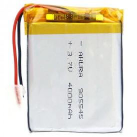 باتری لیتیوم ۴۰۰۰mAh 52*40*9mm 905545