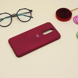 قاب سیلیکونی Xiaomi Redmi 8A گل سرخی