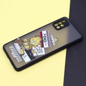 قاب PC مات طرحدار Samsung A51