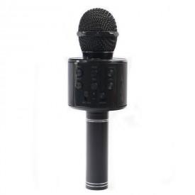 میکروفون و اسپیکر WSTER WS-858 مشکی