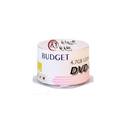 DVD خام BUDGET