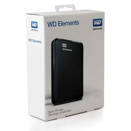 باکس هارد خارجی Western Digital Elements USB3.0
