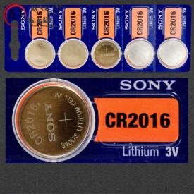باطری سکه ای CR 2016 سونی|باتري|باتري سكه اي سوني SONY CR 2016|سوني|كيوان كالا