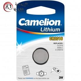 باتری سکه ای Camelion CR2016|باتري سکه اي کمليون مدل CR2016 Camelion CR2016 minicell|باتري سكه اي|باطري سكه اي|كيوان كالا