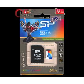 كارت حافظه MicroSDHC سيليكون پاور ظرفيت 16 گيگابايت|رم|سيليكون پاور|مموري|رم 16 گيگ سيليكون پاور|كيوان كالا
