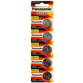 باتری سکه ای Panasonic مدل CR2032