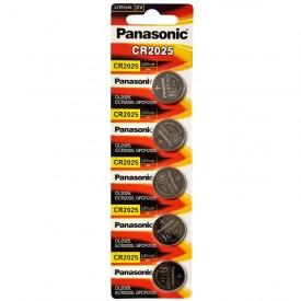باتری سکه ای Panasonic مدل CR2025