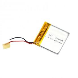 باتری لیتیوم ۴۰۰mAh 30*29*2mm 303035