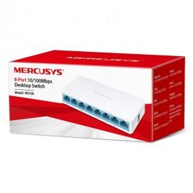 سوییچ 8 پورت شبکه Mercusys مدل MS108