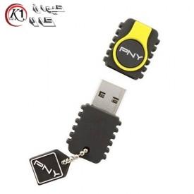 فلش مموري پي ان واي مدل Rocky USB 2.0 ظرفيت 32 گيگابايت|PNY Rocky USB 2.0 Flash Memory 32GB|كيوان كالا