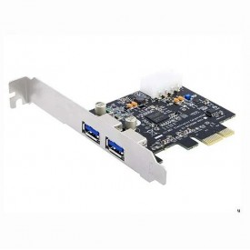 کارت USB 3.0 دو پورت PCI-EXPRESS برند Royal