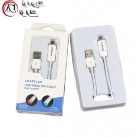 کابل Micro USB سامسونگ LEDدار|Felat Cable|كيوان كالا