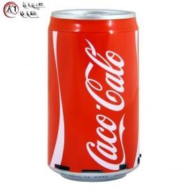 اسپيكر قابل حمل طرح قوطی نوشابه کوکاکولا|کیوان کالا
