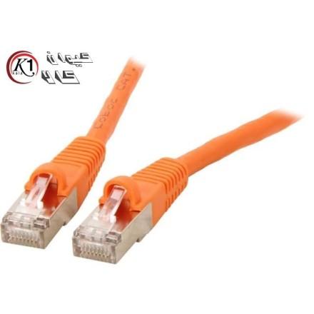 کابل شبکه 10 متری  STECKER CAT6