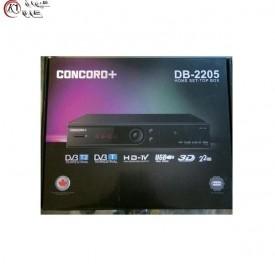 گیرنده دیجیتال +CONCORDمدلDB-2205
