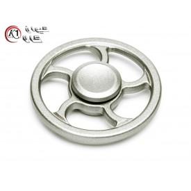 اسپينر فلزي طرح چرخ|Spinner|كيوان كالا