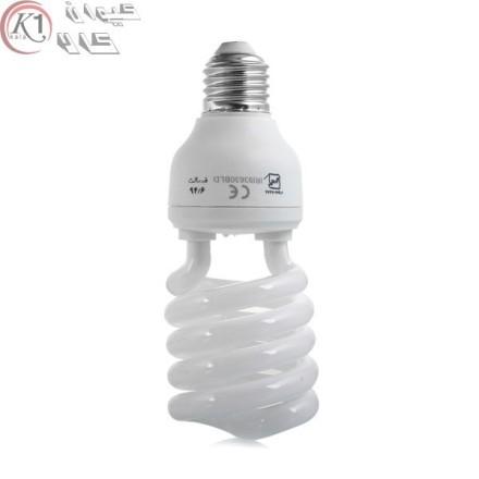 لامپ کم مصرف لیا 23 وات زرد سرپیچ معمولی|كيوان كالا