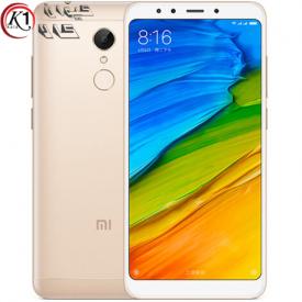 گوشی موبایل شیائومی مدل redmi 5 plus|طلایی