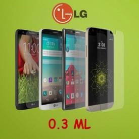 گلس شیشه ای برای انواع موبایل الجی