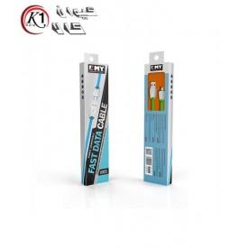 کابل فست شارژ فلت مدل EMY_441