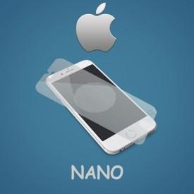 برچسب نانو برای انواع موبایل Iphone