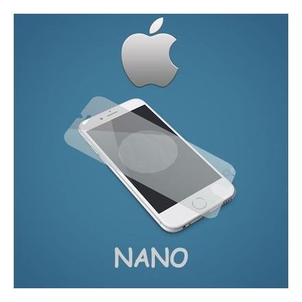 گلس نانو برای انواع موبایل آیفون