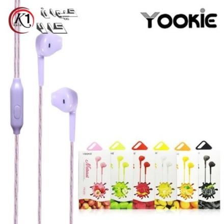 هندزفری yookie مدل yk610