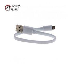 کابل تبدیل USB به میکرو یو اس بی - 25سانتیمتری