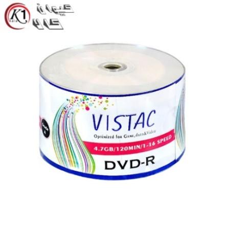 دی وی دی خام ویستک قابل چاپ