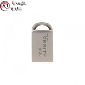 فلش مموری وریتی مدل V811 ظرفیت 8گیگابایت|Verity V811 Flash Memory 8GB|کیوان کالا